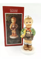 Vintage 1983 Schmid Hark the Herald Christmas Ornament First Edition