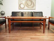 60er Teak / Teakholz coffee table. Danish Design. Made in Denmark