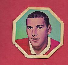 1963-64 CANADIENS DAVE BALON YORK  CARD
