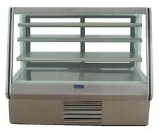 Coolman Commercial Refrigerated High Bakery Display Case 72""