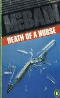 Death of a Nurse (Penguin crime fiction) by McBain, Ed Paperback Book The Fast