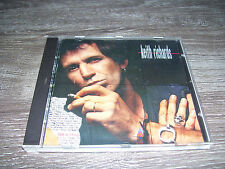 Keith Richards - Talk Is Cheap * RARE MADE IN HOLLAND CD 1988 *