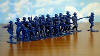 Armies in Plastic American Civil War Union Iron Brigade Infantry 1/32 Scale 54mm