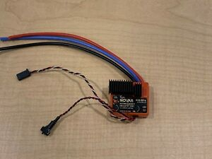 Team Novak 410-M1c ESC Electronic Speed Controller in excellent condition