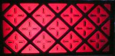 "jukebox ""frameable-art""  ROWE R-81 part:  LARGE LOWER DESIGN PANEL - style 3"