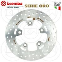 Brembo 68B40771 Disque Frein Fixe Arrière Série or Kymco Downtown 300 2013