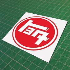 Toyota TEQ Racing GT86 Logo Sticker Decal Vinyl Car JDM Window Funny 100mm 4''