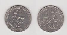 Pièce Commémorative de 5 Francs Voltaire de 1994