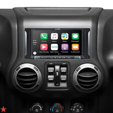 ALPINE RESTYLE i207-WRA CUSTOM-FIT RECEIVER FOR SELECT 2007-17 JEEP WRANGLER JK