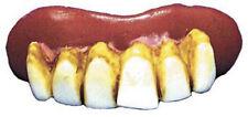 AUSTIN POWERS False Teeth Dentures Mr Groovy Bad Tooth Fancy Dress Costume