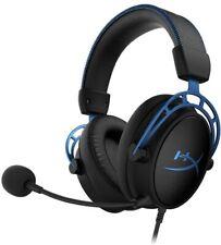 HyperX HX-HSCAS-BL/WW Cloud Alpha S Cuffie Gaming con Virtual 7.1 Surround Sound