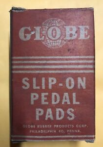 Globe NO. 104 Pedal Pads Buick Nash Pontiac Olds Others