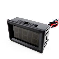 Red 12V LED Display Digital Temperature Meter -50°C~+ 110°C Thermometer Sensor