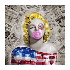 3D POP ART MARILYN MONROE & FRIENDS