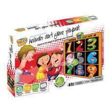 ZIPPY TOYS ANIMALS DART GAME PLAYMAT FAMILY FUN CHALLENGE - LCD DISPLAY- 3 BALLS