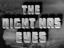 THE NIGHT HAS EYES (DVD) - 1942 - James Mason, Wilfred Lawson