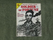 Soldier of Fortune Magazine - July 1986