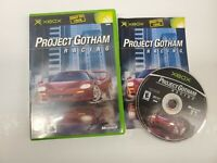Project Gotham Racing Original Xbox (Microsoft Xbox, 2001) Complete