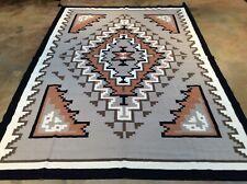 Hand-Woven Reversible Kilim Oriental Handmade Rug Southwestern Design SZM-99142