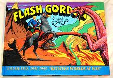 Flash Gordon v.5: Between Worlds At War hardcover, Kitchen Sink 1992 color Nm