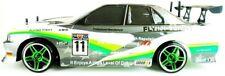 Green Nissan Skyline Eléctrico Rc Drift Car - 2.4GHz