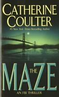 The Maze [An FBI Thriller] by Coulter, Catherine , Mass Market Paperback