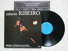 "LP 33T CATHERINE RIBEIRO ""Percuphonante..."" IOANA MELODIES IM 001 FRANCE §"