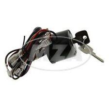 Simson Cerradura de encendido SR50,SR80 8 Cable para Versiones con