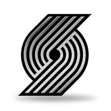 Portland Trail Blazers Auto Emblem. Adhesive Backing.   #936/534