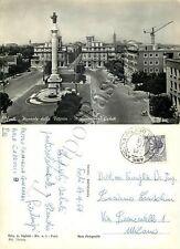Cartolina di Forlì, monumento ai caduti - Forlì Cesena, 1964