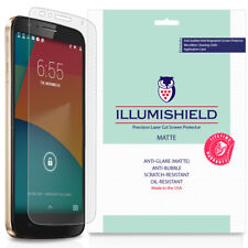 3x iLLumiShield Matte Anti-Glare Screen Protector Alcatel OneTouch Flash Plus
