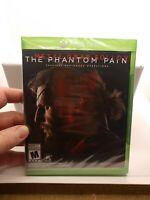 The Phantom Pain 2015 - Xbox One Game - New Sealed