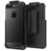 """Belt Clip Holster for Spigen Rugged Armor Case -  iPhone 7 Plus (5.5"""")"""