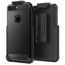 "Belt Clip Holster for Spigen Rugged Armor Case -  iPhone 7 Plus (5.5"")"