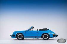 MINICHAMPS Porsche 911 (991 Ii) MKII Turbo S 2016 Miami Blue Model Car 1 18