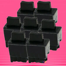 7P LC 41 BK BLACK INK CARTIRDGE FOR BROTHER 1840C 2440C