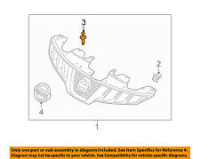 NISSAN OEM Wiper Washer-Windshield-Inlet Tube Clip 0155308231