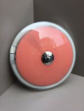 Vintage / Retro 1960's Circular Fluorescent Ceiling Light.