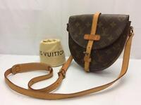 """Auth LOUIS VUITTON Monogram Chantilly Shoulder Bag 8H290280m"""""""