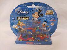 Disney Classic Collection Mickey, Donald, Goofy Motorama 1:64 Scale Diecast Car