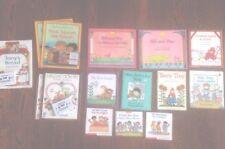 Lot D CHILDREN'S BOOKS  K-2 Scholastic:  15 Tomie DePaola Books/3 Book Cassettes