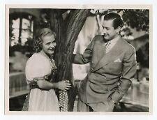 FILM QUAND L'ALOUETTE CHANTE 1936 PHOTOGRAPHIE ARGENTIQUE VINTAGE PHOTOGRAPH