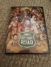 Impact Wrestling TNA One Night Only Victory Road 2014 DVD