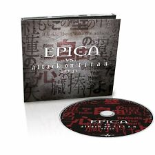EPICA - EPICA VS. ATTACK ON TITAN SONGS   CD NEUF