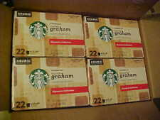 4-22 Pks (88 ct) Starbucks Toasted Graham Flavored Keurig K-Cups  BBD 8/8/2020