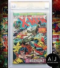 X-Men #95 8.0 (Marvel) CGC Signature Series Signed Stan Lee