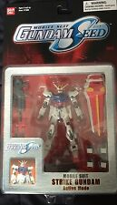 Bandai Gundam Seed MS IN Action Strike Gundam Action Figure MSIA lot Loose