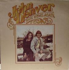 JOHN DENVER - Back home again - LP NEAR MINT - CPL1 0548 - Italy 1975