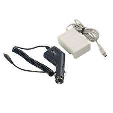 US Wall Home Travel Charger Adapter + Car Charger for Nintendo NDSi XL/LL 3DS UL