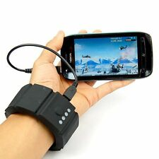 Wrist Band Gadget USB External Battery Charger Power Bank  For Cell Phone PSP
